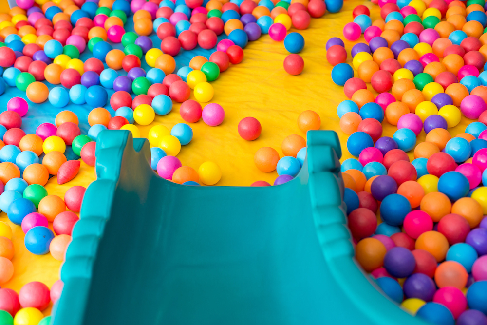How to be queen of soft play